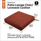 Kendala Indoor/Outdoor Cushion Cover with Foam Size: 5