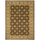 One-of-a-Kind Bodrum Hand-Knotted Wool Brown/Ivory Area Rug