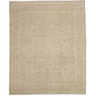 One-of-a-Kind Bodrum Hand-Knotted Wool Brown/Gray Area Rug
