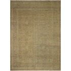 One-of-a-Kind Bodrum Hand-Knotted Wool Brown Area Rug
