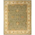 One-of-a-Kind Bodrum Hand-Knotted Wool Gray/Yellow Area Rug