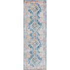 Bearden Blue Area Rug Rug Size: Runner 2'7