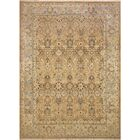 One-of-a-Kind Mcdavid Hand-Knotted Wool Brown/Blue Area Rug