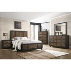 Llewellyn Panel 5 Piece Bedroom Set Size: King