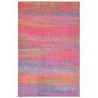 Richter Stripe Pink Indoor/Outdoor Area Rug Rug Size: Runner 1'11