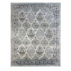 Rios Ivory Area Rug Rug Size: Rectangle 5'3