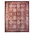 Rios Red Area Rug Rug Size: Rectangle 8'10