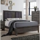 Anja Panel Bed Size: King