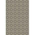 Triston Quad European Design Black/White Indoor/Outdoor Area Rug Rug Size: Rectangle 4' x 6'