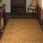 Camile Hand Woven Copper Area Rug Rug Size: Rectangle 2' X 3'