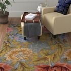 Haleigh Area Rug Rug Size: Rectangle 5' x 7'6