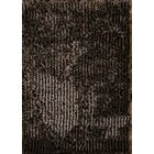 Katharine Shaggy Oriental Hand-Tufted Black Area Rug