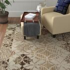 Madeleine Canyon Area Rug Rug Size: Rectangle 4'11