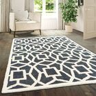 Alhambra Gray Area Rug Rug Size: Rectangle 5'3