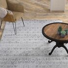 Aquinnah Woven Pearl/Champagne Area Rug Rug Size: Rectangle 6'6