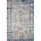 Warden Blue Area Rug Rug Size: Rectangle 12' x 15'