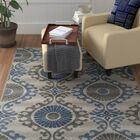 Constantia Silver Indoor/Outdoor Area Rug Rug Size: Rectangle 5'1