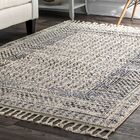 Baer Grey Multi Area Rug Rug Size: Rectangle 4' x 6'