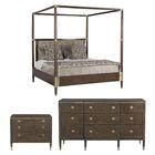 Clarendon Canopy Configurable Bedroom Set