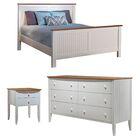 Miers Panel Configurable Bedroom Set