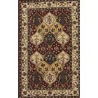 One-of-a-Kind Roche Agra Oriental Hand-Tufted Wool Brown Area Rug