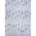 Beyer Green/White Indoor/Outdoor Area Rug Rug Size: Round 7'2