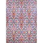 Beyer Purple Indoor/Outdoor Area Rug Rug Size: Rectangle 5'3