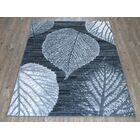 Lorelai Modern Gray Indoor/Outdoor Area Rug