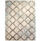Benoit Distressed Blue/Gray Area Rug Rug Size: Rectangle 8' x 10'