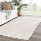 Drummond Handmade Flatweave Wool Beige Area Rug Rug Size: Rectangle 8'10