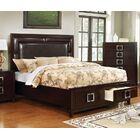 Lamontagne Upholstered Storage Platform Bed Size: California King