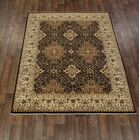 One-of-a-Kind Miranda Pakistan Oriental Hand-Knotted Wool Brown/Beige Area Rug