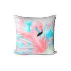 Shields Splash Flamengo Indoor/Outdoor Throw Pillow (Set of 2)