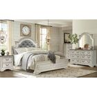 Dimitri Panel 4 Piece Bedroom Set Size: King