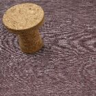 Mosaic Floormat Plum Area Rug