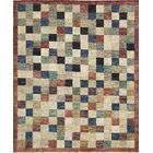 One-of-a-Kind Hand-Knotted Wool Rust Area Rug