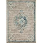 Ernst Gray/Green Area Rug Rug Size: Rectangle 10' x 14'