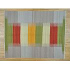 One-of-a-Kind Bessey Reversible Handmade Kilim Wool Area Rug