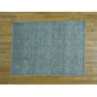 One-of-a-Kind Beaumont Overdyed Handwoven Wool Area Rug
