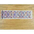 One-of-a-Kind Beatrix Handmade Kilim Cotton/Silk Area Rug