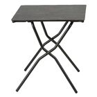 Maxi Transat Folding Bistro Table Fabric Color: Graphite