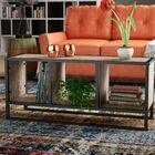 Hollie Coffee Table with Storage Shelf