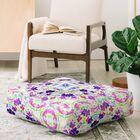 Lisa Argyropoulos Springtime Bliss Floor Pillow