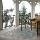 Camden Green Indoor/Outdoor Area Rug Rug Size: Rectangle 8' x 10'