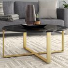 McGillicuddy Coffee Table Color: Gold