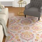 Browns Hand Tufted Wool Beige/Bright Blue Area Rug Rug Size: Runner 2' x 7'1