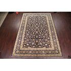 One-of-a-Kind Newkirk All Over Floral Kashmar Vintage Persian Hand-Knotted 10' x 14'3