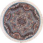 Tabriz Persian Blue/Beige Area Rug