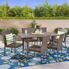 Efird 7 Piece Dining Set