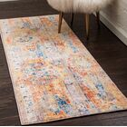 Bearden Orange Area Rug Rug Size: Runner 2'2